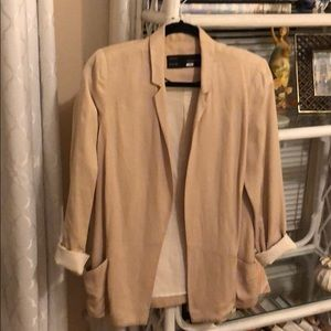 Zara tan blaze size medium